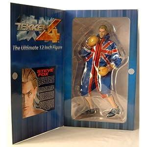 """Tekken 4 Series 1 12 """"Figura Steve Fox (jap?n importaci?n) 7"""