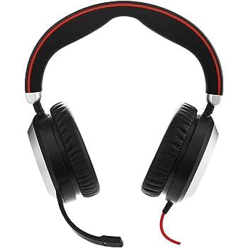 Jabra Evolve 20 Stereo Cuffie con Cancellazione del Rumore 2e7e1ecdd9c6