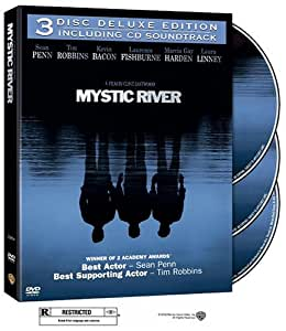 Mystic River [2003] (REGION 1) (NTSC) 3 Disc Deluxe Edition c/w CD Soundtrack [DVD] [US Import]