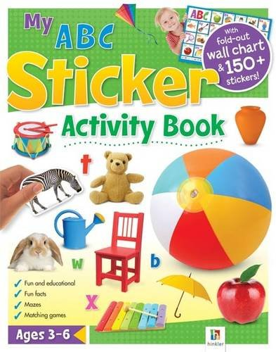 ABC (Abc Sticker Book)