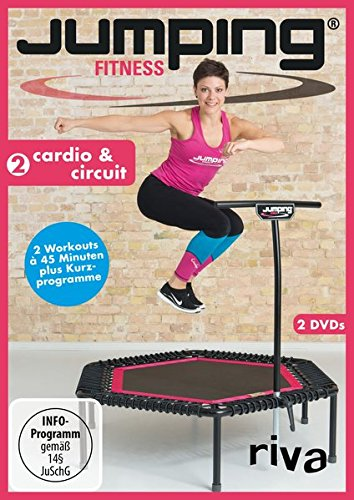 Jumping Fitness 2 – cardio & circuit