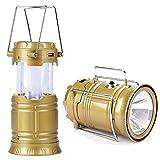 #6: Lambent Led Solar Emergency Light Bulb Lantern