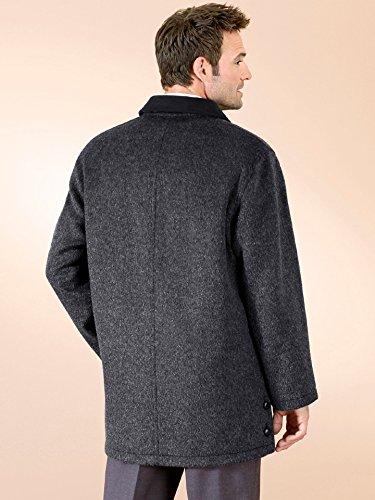 Walbusch Herren Jacke einfarbig in den Farben Grau, Anthrazit Anthrazit