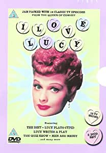 I Love Lucy [5 DVDs] [UK Import]