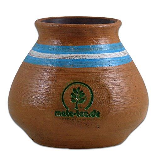 """Mate Becher Keramik """"Argentina"""""""