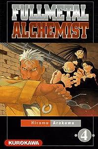 Fullmetal Alchemist Edition simple Tome 4