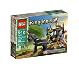 LEGO Kingdoms Prison Carriage Rescue 7949 by LEGO - LEGO