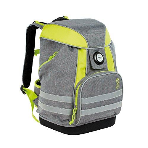 Lässig School Bag About Friends mélange Grey...