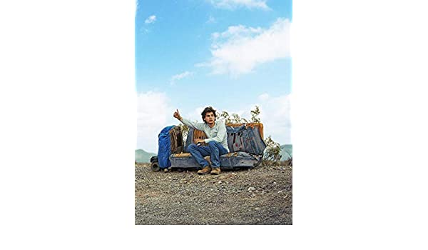 INTO THE WILD Movie PHOTO Print POSTER Textless Art Christopher McCandless 001