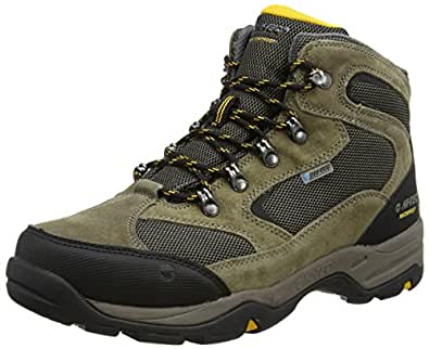 Hi-Tec Altitude Trek Low I Waterproof, Chaussures de Randonnée Basses Homme, Marron (Dark Chocolate), 46 EU
