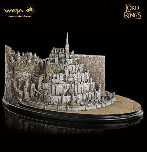 El Señor de los Anillos Diorama Minas Tirith 5