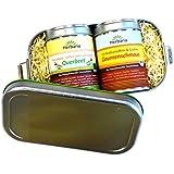 Herbaria Lunchbox mit Gaumenschmaus und Querbeet, 1er Pack (1 x 190 g)