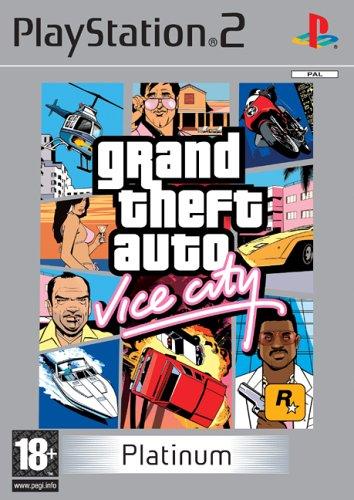 Grand Theft Auto - Vice City [Platinum]