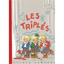 Le grand album des Triplés, tome 1