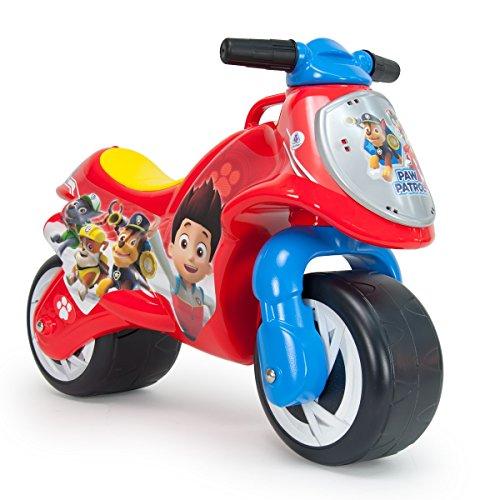 Rutscher/Motorrad in Rot für Kinder ab 2 Jahren Neox Paw Patrol Everest