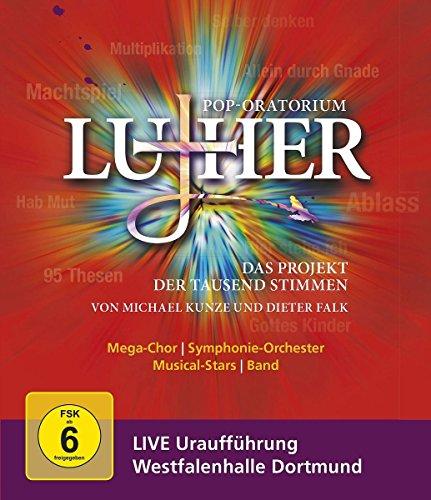 Pop-Oratorium Luther [Blu-ray]