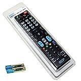 HQRP Mando a distancia universal para LG 40UF695V, 49UF695V, 55UF695V, 60UF695V Televisor UHD (4K)...