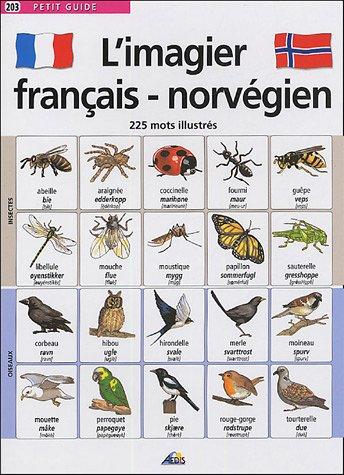 L'imagier français-norvégien : 225 mots illustrés