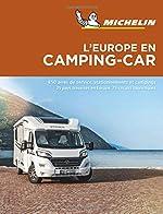 L'Europe en camping-car de Michelin