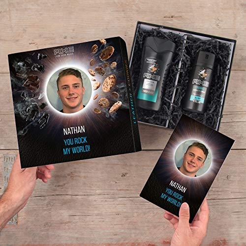 Estuche regalo Axe - Gel ducha & Desodorante + Bullet