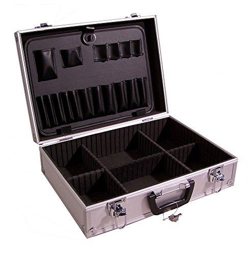Aufbewahrungskoffer 440 x 310 x 145 Abmessungen: (L x B x H) 440 x 310 x 145 mm