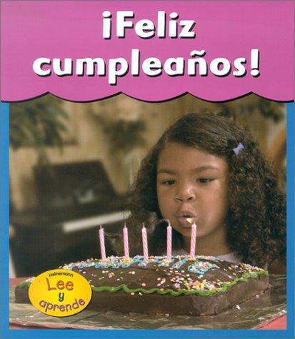 Feliz Cumpleanos! = Happy Birthday! (Fiestas Con Velas) por Denise M. Jordan