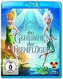 TinkerBell - Das Geheimnis der Feenflügel [Blu-ray] [Blu-ray] (2013) Holmes, ...
