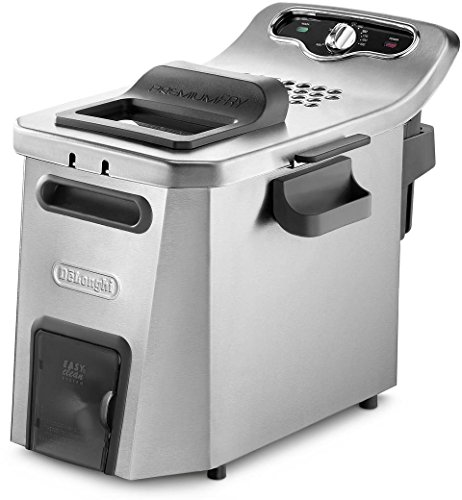 DeLonghi F 44532 CZ Solo Independiente 5L 3200W Negro, Acero inoxidable -...