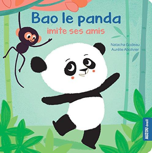 Bao le panda imite ses amis