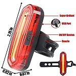 Luce-Posteriore-USB-Ricaricabile-per-Bicicletta-LED-Bicicletta-Fanale-Posteriore-Bici-6-Modalit-di-Luce-Resistente-all-Acqua-Adatto-per-Biciclette-e-Caschi-per-Ottimale-Ciclismo-Sicurezza