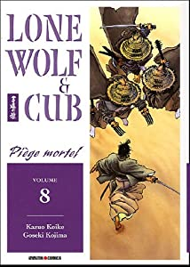 Lone Wolf & Cub Edition simple Tome 8