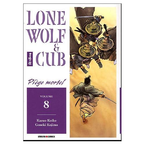 Lone Wolf & Cub, Tome 8 : Piège mortel