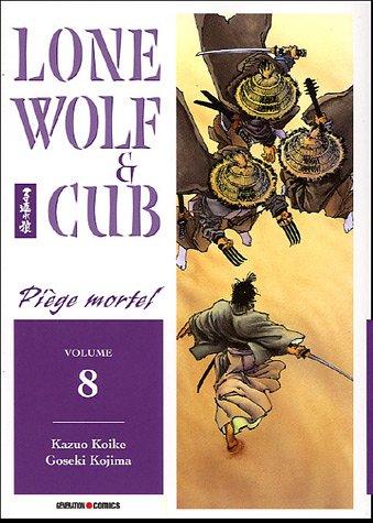 Lone wolf & cub Vol.8 par KOIKE Kazuo