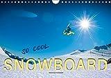 Snowboard - so cool (Wandkalender 2019 DIN A4 quer): Snowboarden - das schönste Hobby der Welt. (Monatskalender, 14 Seiten ) (CALVENDO Sport)
