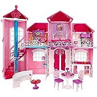 Barbie - Mansión de Malibú (Mattel BJP34)
