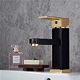 WSJIABIN Badarmatur - Waschtischarmatur Wasserhahn Küche 360° schwenkbarer Küchenarmatur Hoher Auslauf Spültischarmatur Hochdruck Armaturen Wasserfall Einhebelmischer Mischbatterie für