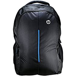 JP- HP NU075 15-inch Laptop Backpack (Black)