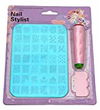 #XY12 Nail Art Stamping Kit Decoration J...
