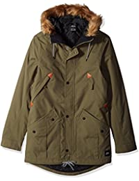 Oakley Silver Horse Parka Homme, Forged Iron