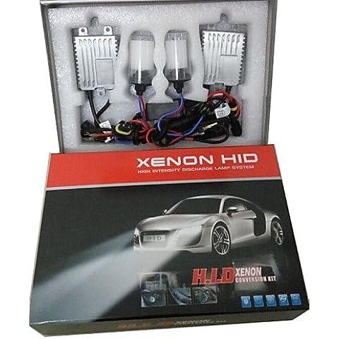 WEIAN luci 2003-2015 anni di modello di alta qualit¨¤ auto sostituzione 35w 9005 kit xenon fari 12v nascosto il corredo del xeno 9005 , white-silver