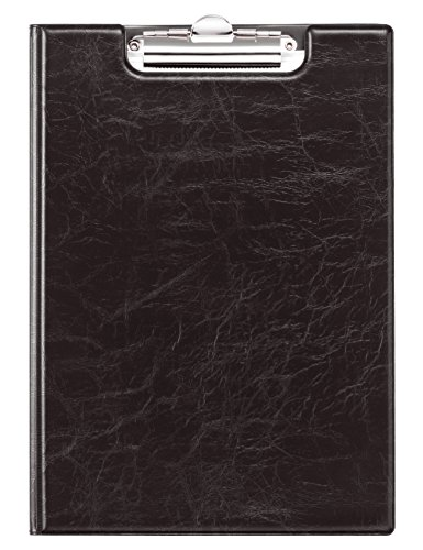 Durable 235501 Blockmappe mit Federklemme A4 schwarz
