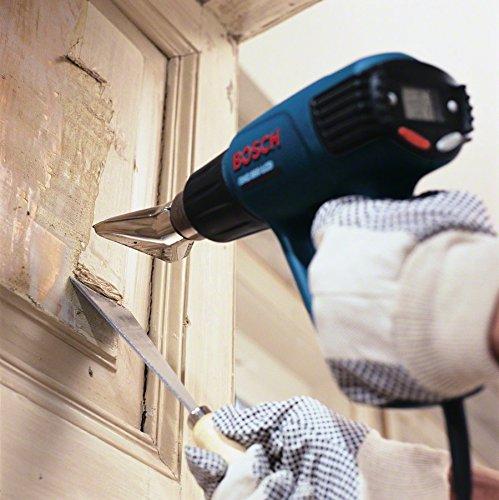 Bosch Professional Heißluftgebläse GHG 660 LCD ( Koffer, Arbeitstemperatur: 50 - 660°, Luftstrom: 250 - 500 l/min, 2.300 Watt)