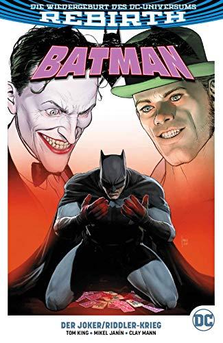 Batman: Bd. 4 (2. Serie): Der Joker/Riddler-Krieg (Batman Und Der Joker)