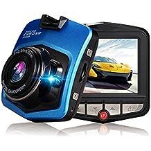 Car Dvr, C'est Dash Cam da 2.4 pollici, Full HD 1080P dell'automobile del veicolo di HD del precipitare della macchina fotografica DVR della camma registratore di visione notturna con il G-Sensor Motion Detection + 32GB TF card