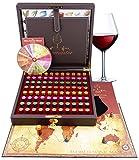 immagine prodotto Kit Aromi del Vino Maestro Sommelier - 88 Aromi (inc. Ruota degli Aromi del Vino)
