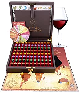 Coffret Master Arômes du Vin - 88 arômes