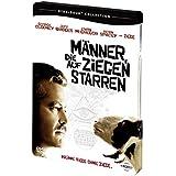Männer, die auf Ziegen starren / Steelbook Collection