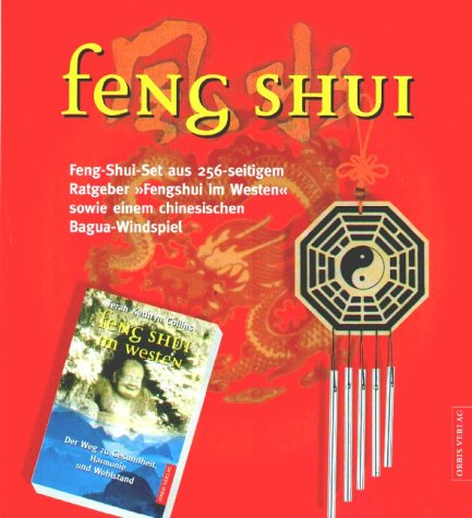 Feng Shui im Westen, m. Bagua-Windspiel