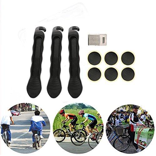 Boonor Fahrrad-Multitool, 16-in-1 Fahrrad Werkzeug Multifunktionswerkzeug fahrrad reparatur set Pocket Tool Multifunktions Werkzeug