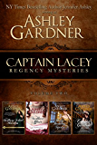 Captain Lacey Regency Mysteries Volume Two (English Edition)